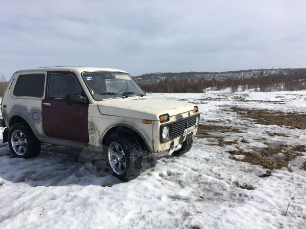 Лада 4x4 2121 Нива, 1996 год, 70 000 руб.