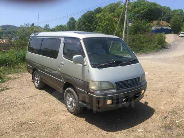 Toyota Hiace, 1999 год, 310 000 руб.