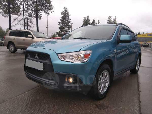 Mitsubishi ASX, 2011 год, 635 000 руб.