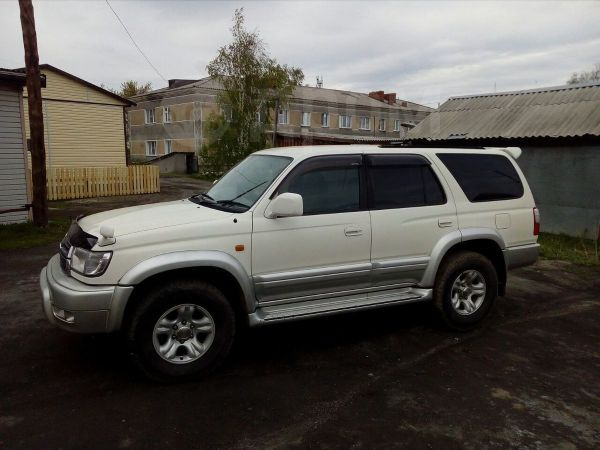 Toyota Hilux Surf, 2002 год, 550 000 руб.