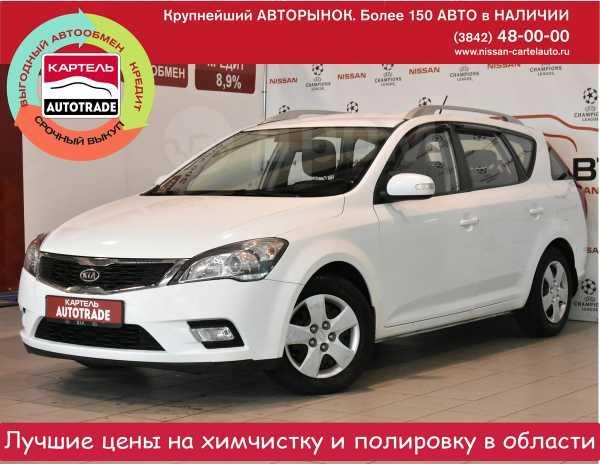 Kia cee'd, 2011 год, 469 000 руб.