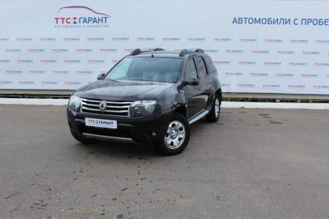 Renault Duster, 2014 год, 610 400 руб.