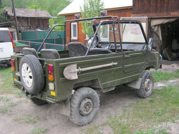 ЛуАЗ ЛуАЗ, 1982 год, 70 000 руб.