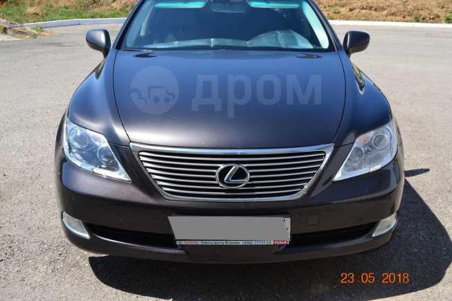Lexus LS460, 2008 год, 1 190 000 руб.