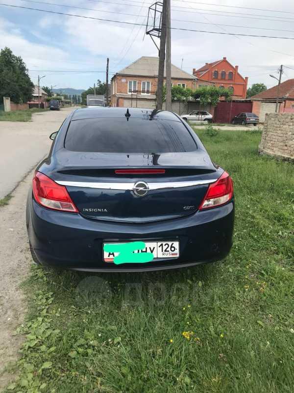 Opel Insignia, 2011 год, 690 000 руб.