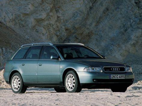 Audi A4 (B5) 02.1999 - 10.2000