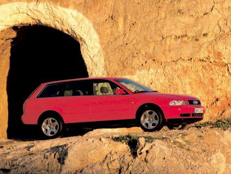 Audi A4 (B5) 01.1996 - 01.1999