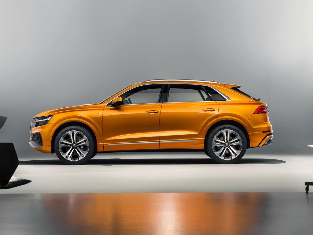Audi Q8 2018 2019 Suv 1 поколение технические характеристики и