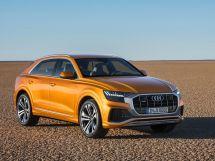 Audi Q8 2018, suv, 1 поколение