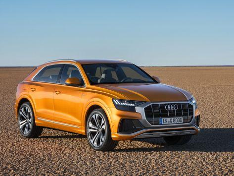 Audi Q8  06.2018 -  н.в.