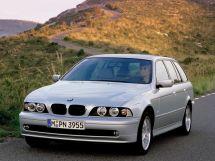BMW 5-Series рестайлинг, 4 поколение, 09.2000 - 04.2004, Универсал
