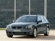 BMW 5-Series 2004, универсал, 5 поколение, E60