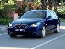 BMW 5-Series рестайлинг 2007, универсал, 5 поколение, E60