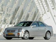 Cadillac CTS 2002, седан, 1 поколение