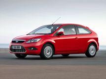 Ford Focus рестайлинг, 2 поколение, 09.2007 - 06.2011, Хэтчбек 3 дв.