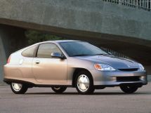 Honda Insight 1999, хэтчбек 3 дв., 1 поколение, ZE1