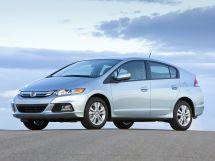 Honda Insight рестайлинг 2011, лифтбек, 2 поколение, ZE2