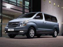 Hyundai Starex 2007, минивэн, 2 поколение, TQ
