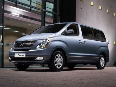 Hyundai Starex (TQ) 05.2007 - 10.2013