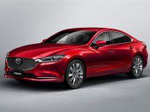 Mazda Atenza 2-й рестайлинг, 3 поколение, 05.2018 - 07.2019, Седан