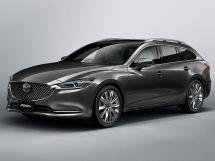Mazda Atenza 2-й рестайлинг 2018, универсал, 3 поколение, GJ