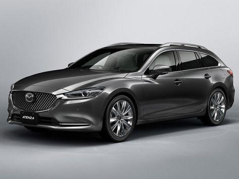 Mazda Atenza (GJ) 05.2018 - 07.2019