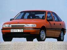 Opel Vectra 1988, лифтбек, 1 поколение, A