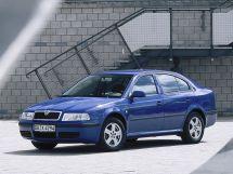Skoda Octavia рестайлинг 2000, хэтчбек, 1 поколение, A4