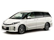 Toyota Estima 2-й рестайлинг 2012, минивэн, 3 поколение, AHR20, XR50