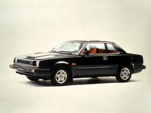 Honda Prelude 1979 - 1983