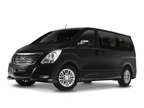 Hyundai Grand Starex 2015 - 2017