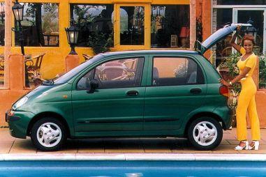 После 20 лет производства Matiz уходит в историю