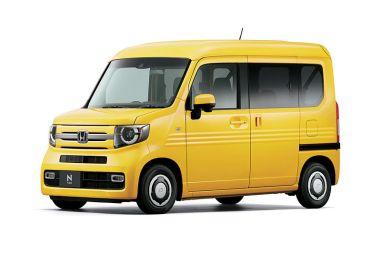 Honda представила грузовой кей-кар N-VAN