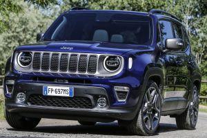 Обновленный Jeep Renegade получил литровый двигатель