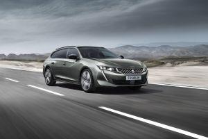 Гамма нового Peugeot 508 пополнилась универсалом