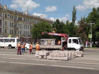 В связи с этим ограничат движение на участке от Музыкального театра до улицы Кирова.