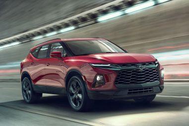 Новый Chevrolet Blazer: это как Camaro, только кроссовер