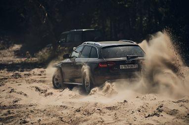 Audi A4 allroad quattro и жесткие тесты впесках: выдержитли коробка S-tronic?