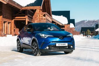 Прием заказов ведется с 1 июня, к настоящему моменту Toyota получила уже 200 оплаченных заявок на C-HR от россиян.