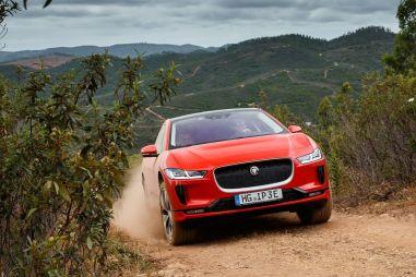 Tesla, прячься! Тестируем первый электрический Jaguar I-Pace