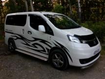 Nissan NV200, 2011