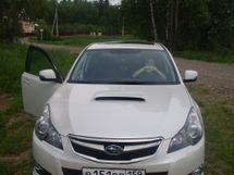 Subaru Legacy 2012 отзыв автора | Дата публикации 22.06.2017.