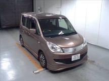 Suzuki Solio 2012 отзыв владельца | Дата публикации: 18.01.2018