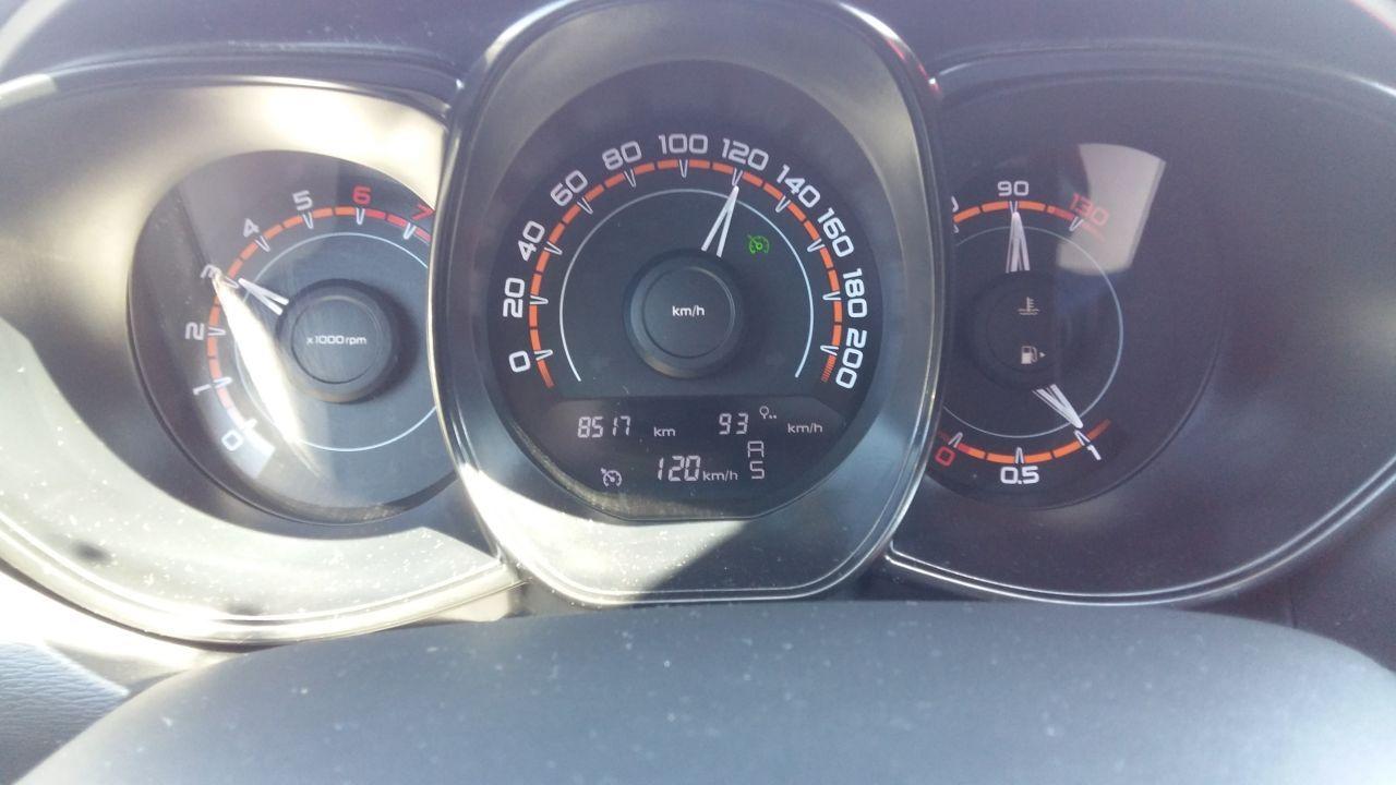 Средняя скорость по компу. Конечно если ехать 90 км и не сильно загруженым, думаю расход упадет до 5,5-5,8л
