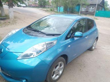 Nissan Leaf, 2011