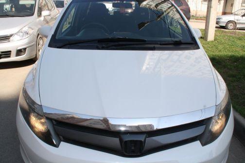 Honda Airwave 2007 - отзыв владельца