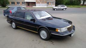 Lincoln Continental, 1991