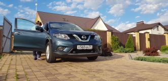 Nissan X-Trail, 2017