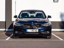 BMW 3-Series Gran Turismo, 2017