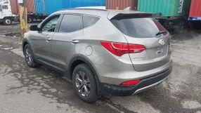 Hyundai Santa Fe, 2014